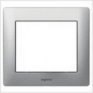 LEGRAND - Legrand Galea Life - Legrand Galea Life Рамки - Тертый Алюминий Brushed Aluminium